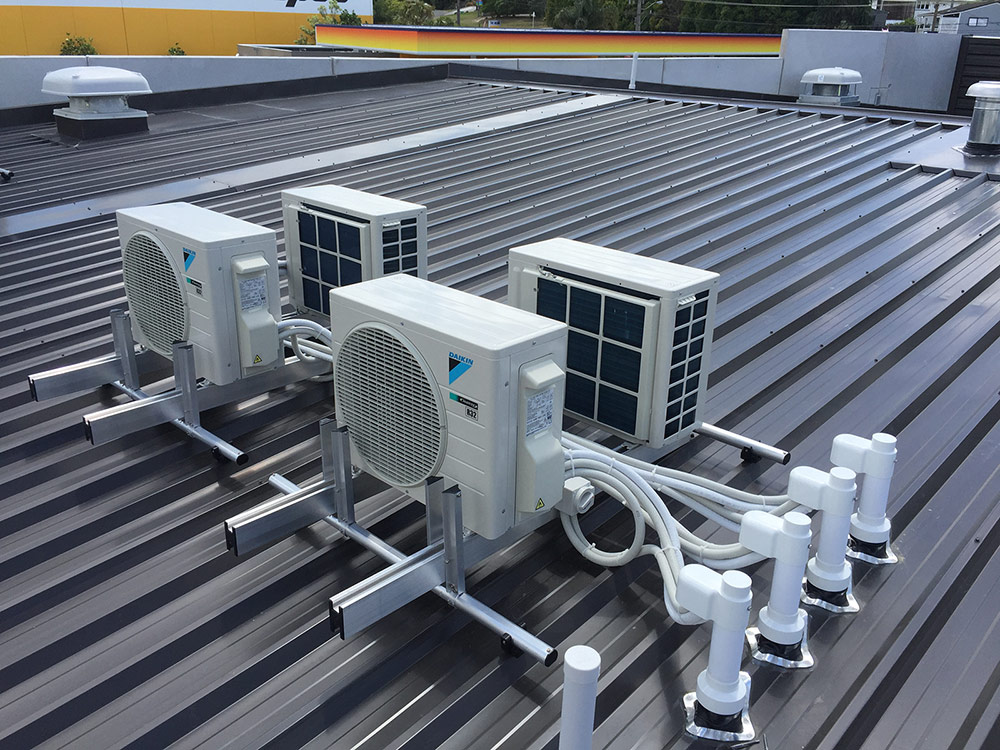 Commercial - Auckland heat pump installation & service: Optimum Environments